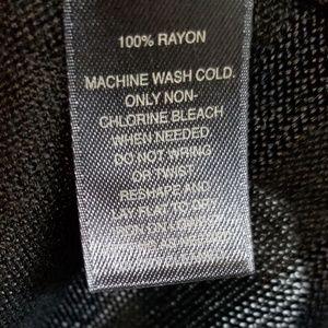 White House Black Market Sweaters - WHBM black ss cardigan